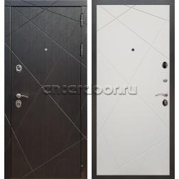 Входная металлическая дверь Армада 13 ФЛ-291 (Венге / Шампань софт)