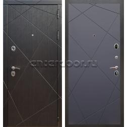Входная металлическая дверь Армада 13 ФЛ-291 (Венге / Графит софт)