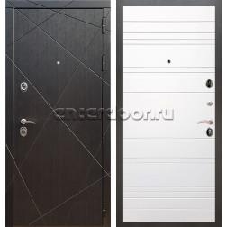 Входная металлическая дверь Армада 13 ФЛ-316 (Венге / Белый ясень)