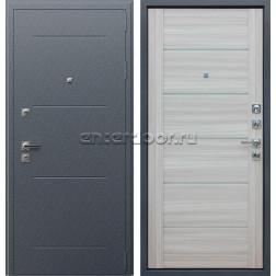 Входная металлическая дверь АСД Техно XN 99 (Букле Графит / Сандал белый)