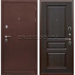 Входная металлическая дверь Армада 5А сталь 3 мм ФЛ-243 (Медный антик / Венге)