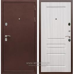 Входная металлическая дверь Армада 5А ФЛ-243 (Медный антик / Сандал белый)