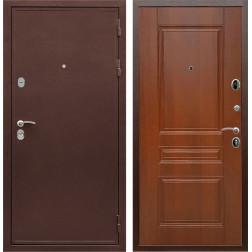 Входная металлическая дверь Армада 5А ФЛ-243 (Медный антик / Итальянский орех)