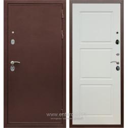 Входная металлическая дверь Армада 5А ФЛ-3 (Медный антик / Софт шампань)