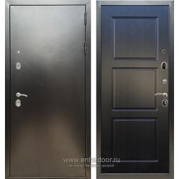 Входная металлическая дверь Армада 5А ФЛ-3 (Антик серебро / Венге)