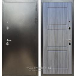 Входная металлическая дверь Армада 5А ФЛ-3 (Антик серебро / Сандал серый)