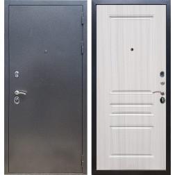 Входная стальная дверь Армада 11 ФЛ-243 (Антик серебро / Сандал белый)