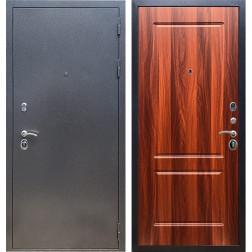 Входная стальная дверь Армада 11 ФЛ-117 (Антик серебро / Орех итальянский)