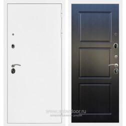 Входная металлическая дверь Армада 5А ФЛ-3 (Белая шагрень / Венге)