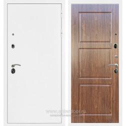 Входная металлическая дверь Армада 5А ФЛ-3 (Белая шагрень / Берёза морёная)