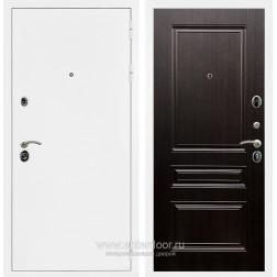 Входная металлическая дверь Армада 5А ФЛ-243 (Белая шагрень / Венге)