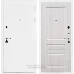Входная металлическая дверь Армада 5А ФЛ-243 (Белая шагрень / Сандал белый)