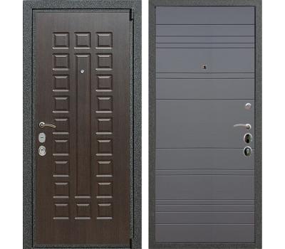 Входная металлическая дверь Армада 4А Mottura ФЛ-14 (Венге / Графит софт)