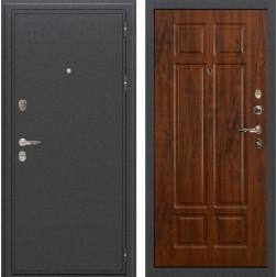 Входная металлическая дверь Лекс Колизей Винорит дуб тёмный (панель №90)
