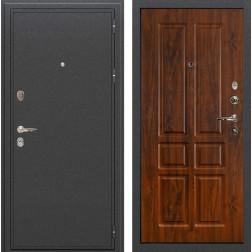 Входная металлическая дверь Лекс Колизей Винорит дуб тёмный (панель №91)