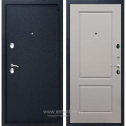 Входная металлическая дверь Армада 3 ФЛ-117 (Черный крокодил / Софт Грей)