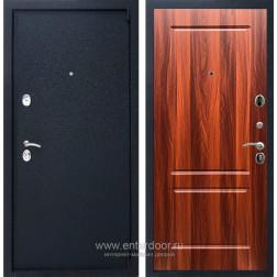 Входная металлическая дверь Армада 3 ФЛ-117 (Черный крокодил / Орех итальянский)