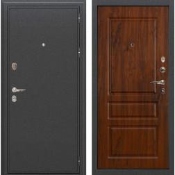 Входная металлическая дверь Лекс Колизей Винорит дуб тёмный (панель №92)