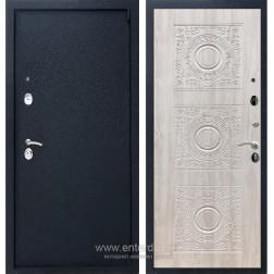 Входная металлическая дверь Армада 3 Д-18 (Черный крокодил / Сосна белая)