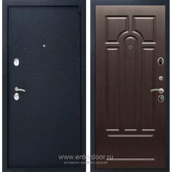 Входная металлическая дверь Армада 3 ФЛ-58 (Черный крокодил / Венге)