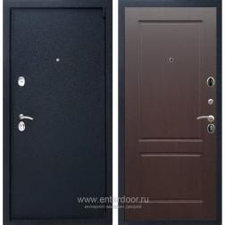 Входная металлическая дверь Армада 3 ФЛ-117 (Черный крокодил / Орех премиум)