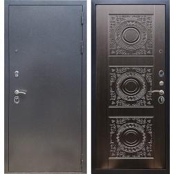 Входная стальная дверь Армада 11 Д-18 (Антик серебро / Венге)