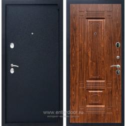 Входная металлическая дверь Армада 3 ФЛ-2 (Черный крокодил / Берёза морёная)