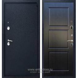 Входная металлическая дверь Армада 3 ФЛ-3 (Черный крокодил / Венге)