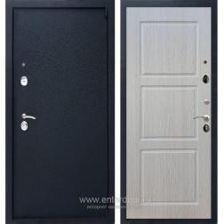 Входная металлическая дверь Армада 3 ФЛ-3 (Черный крокодил / Сандал белый)