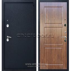 Входная металлическая дверь Армада 3 ФЛ-3 (Черный крокодил / Берёза морёная)