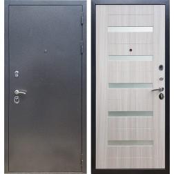 Входная стальная дверь Армада 11 СБ-14 (Антик серебро / Сандал белый)