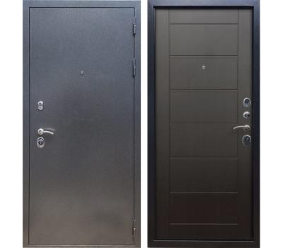 Входная металлическая дверь Армада 11 (Антик серебро / Венге)