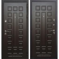 Входная дверь Премиум 3К с цилиндром Cisa (Венге / Венге)