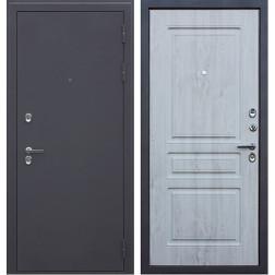 Уличная входная дверь с терморазрывом АСД Термо 3К (Сосна белая)