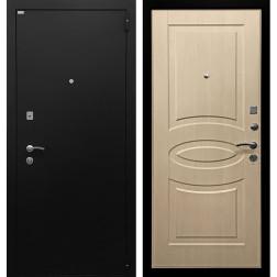 Входная металлическая дверь Ратибор Классик 3К (Чёрное Серебро / Экодуб)