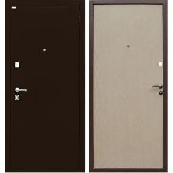 Входная металлическая дверь Ратибор Форт (Дуб беленый)