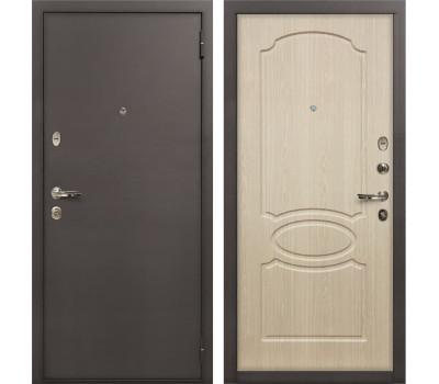 Входная стальная дверь Лекс 1А (№14 Беленый дуб)