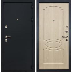 Входная металлическая дверь Лекс 2 Рим Дуб беленый (панель №14)