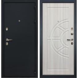 Входная металлическая дверь Лекс 2 Рим Сандал белый (панель №44)