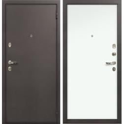 Входная стальная дверь Лекс 1А (№59 Белый)