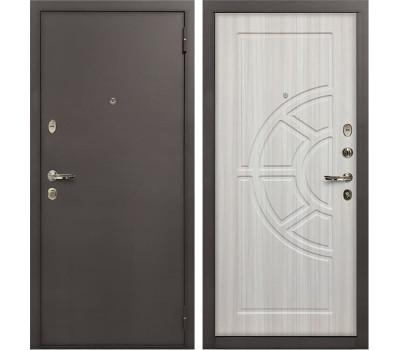 Входная стальная дверь Лекс 1А (№44 Сандал белый)