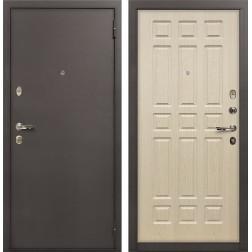 Входная стальная дверь Лекс 1А (№28 Дуб беленый)