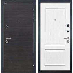Входная стальная дверь Интекрон Сицилия Валентия-4 Шпон (ЭкоВенге / Ясень жемчуг)