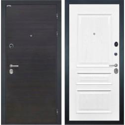 Входная дверь Интекрон Сицилия Валентия-2 Шпон (ЭкоВенге / Ясень жемчуг)