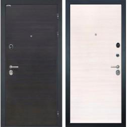 Входная металлическая дверь Интекрон Сицилия (ЭкоВенге / Дуб Сильвер)