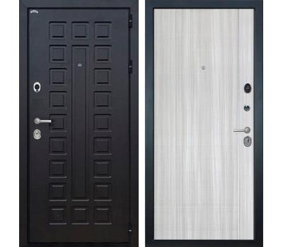 Входная металлическая дверь Интекрон Сенатор L-5 (Венге / Сандал белый)