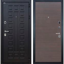 Входная металлическая дверь Интекрон Сенатор (Венге / ЭкоВенге)
