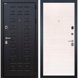 Входная металлическая дверь Интекрон Сенатор (Венге / Дуб Сильвер)