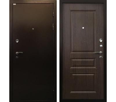Входная металлическая дверь Ратибор Статус (Венге капучино Винорит)