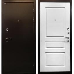 Входная металлическая дверь Ратибор Статус (Ясень белый)